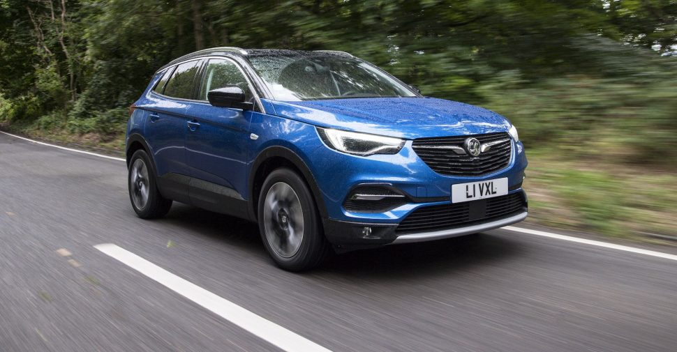 Vauxhall Grandland X review 2017 (The Car Expert)