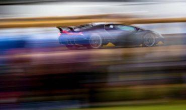 Lamborghini Centenario - Goodwood Festival of Speed 2017