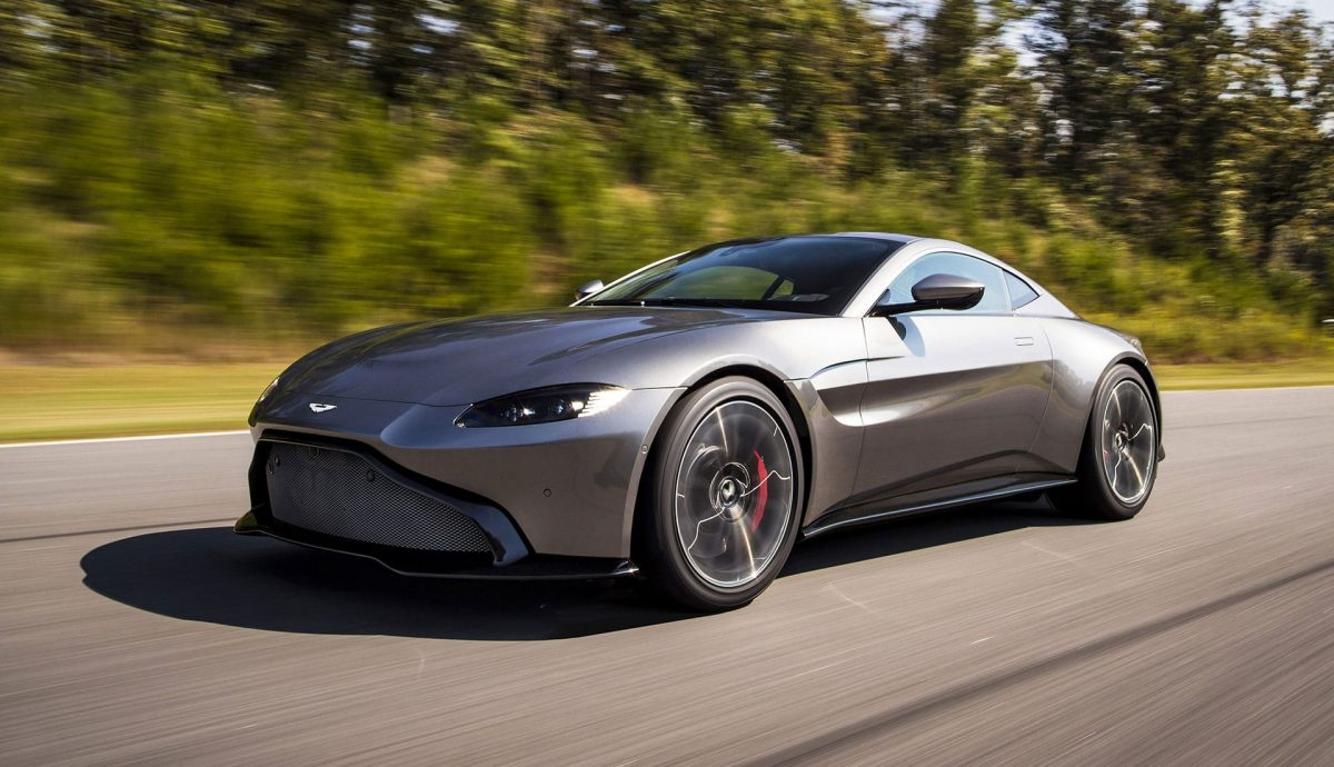 The new Vantage might just be the best Aston Martin ever