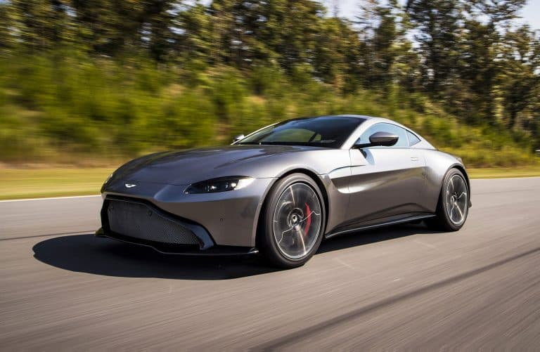 Bold new Aston Martin Vantage revealed