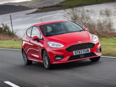 Ford Fiesta ST-Line review 2017 (The Car Expert)