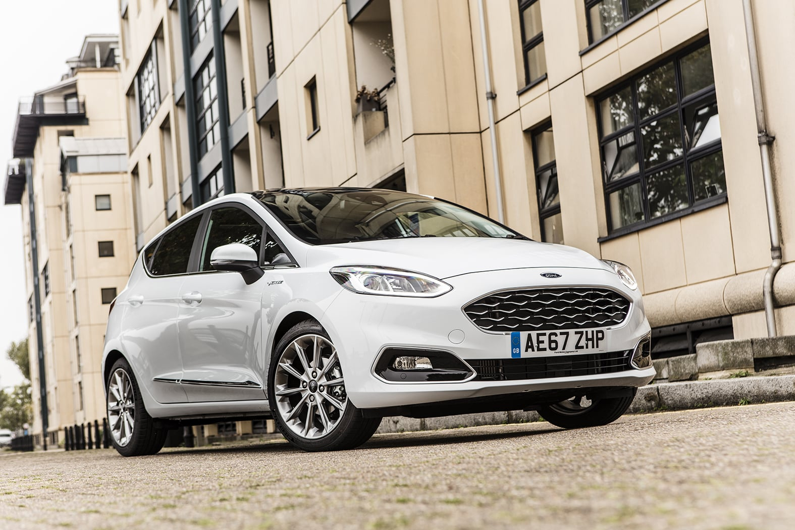 Ford Fiesta Vignale review 2017 at The Car Expert