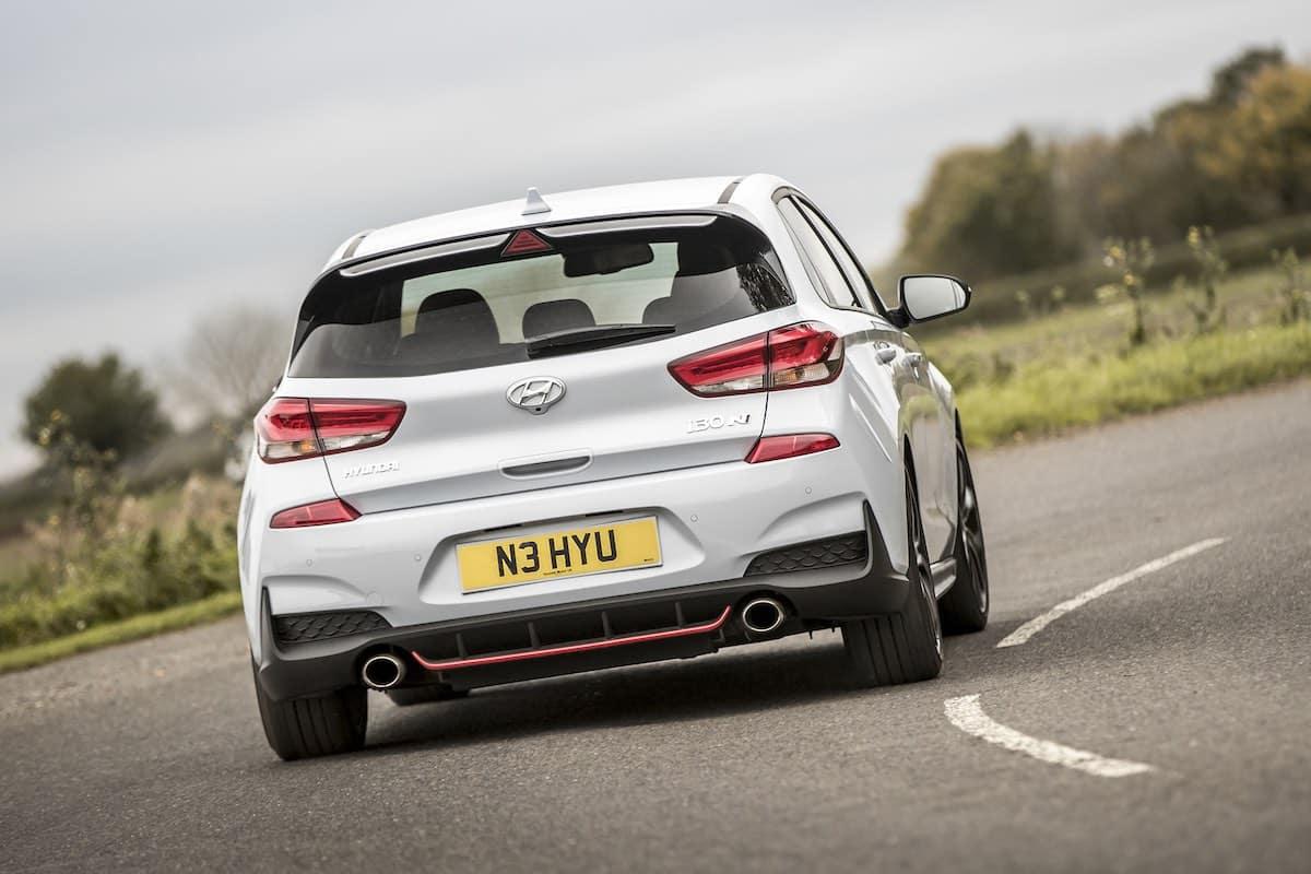 Hyundai i30 N on road (The Car Expert)