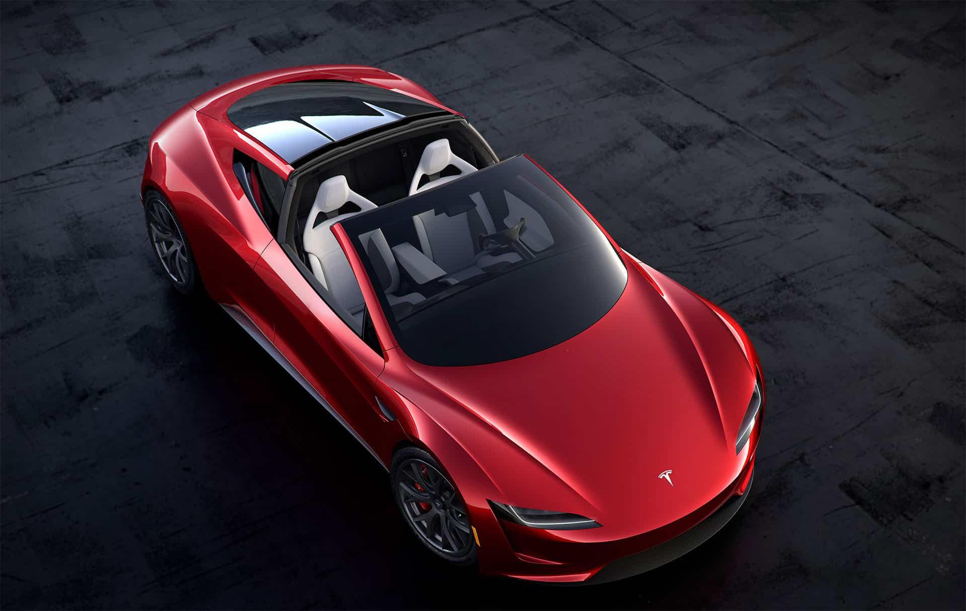 Tesla Roadster The Car Expert