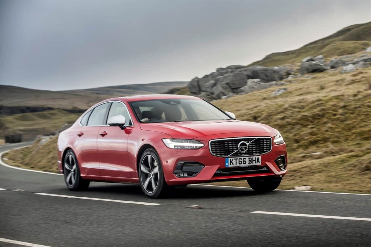 Volvo S90 And V90 Gain New Petrol Engine The Car Expert