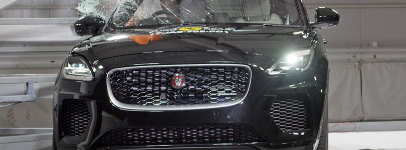 Jaguar E-Pace Crash Test The Car Expert