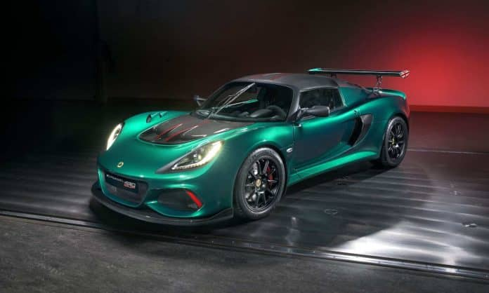 Extreme sports for Lotus Exige Cup 430 1