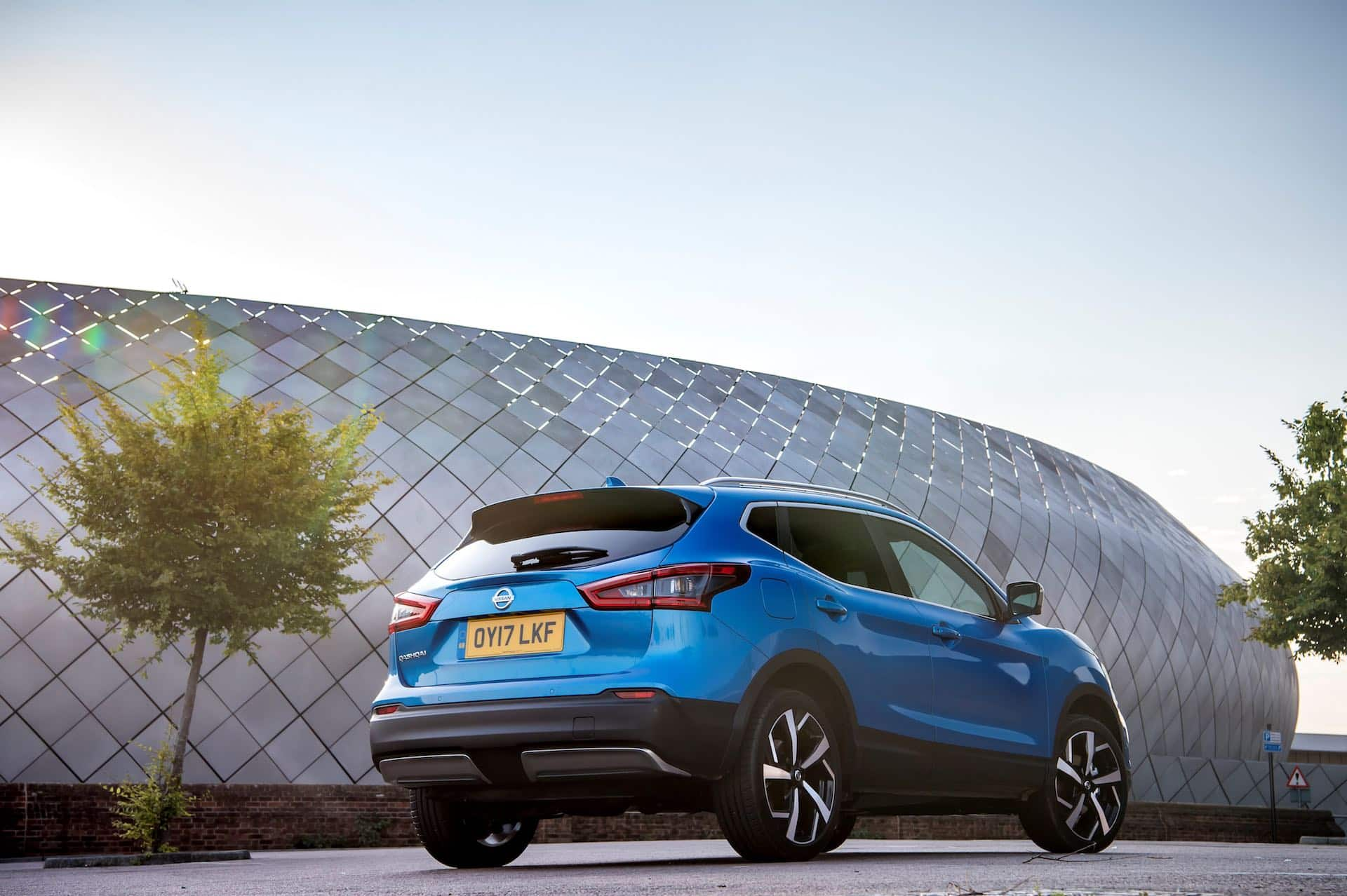 Nissan Qashqai update review 2017 (The Car Expert)