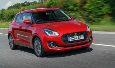 Suzuki Swift - Scottish Eco Car of the Year 2017