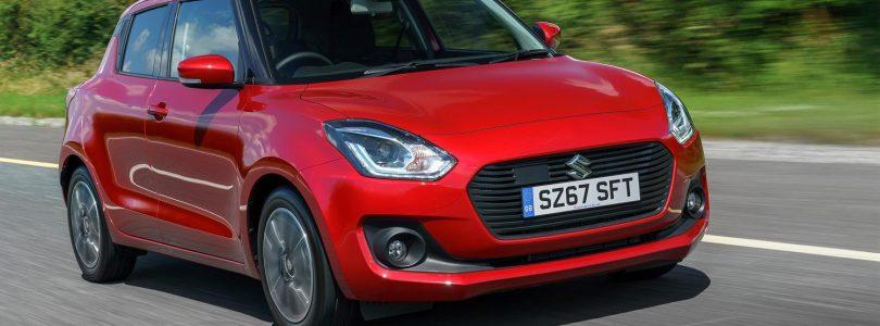 Suzuki Swift - Scottish Eco Car of the Year 2017
