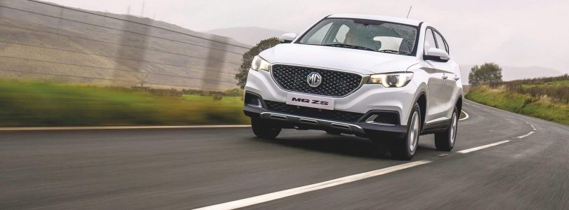 MG ZS review 2017 (The Car Expert)
