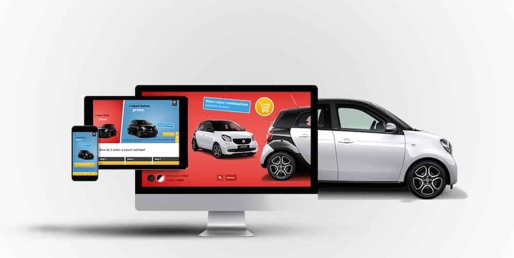 smart cars online website (The Car Expert)