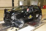 FIAT Punto crash test The Car Expert