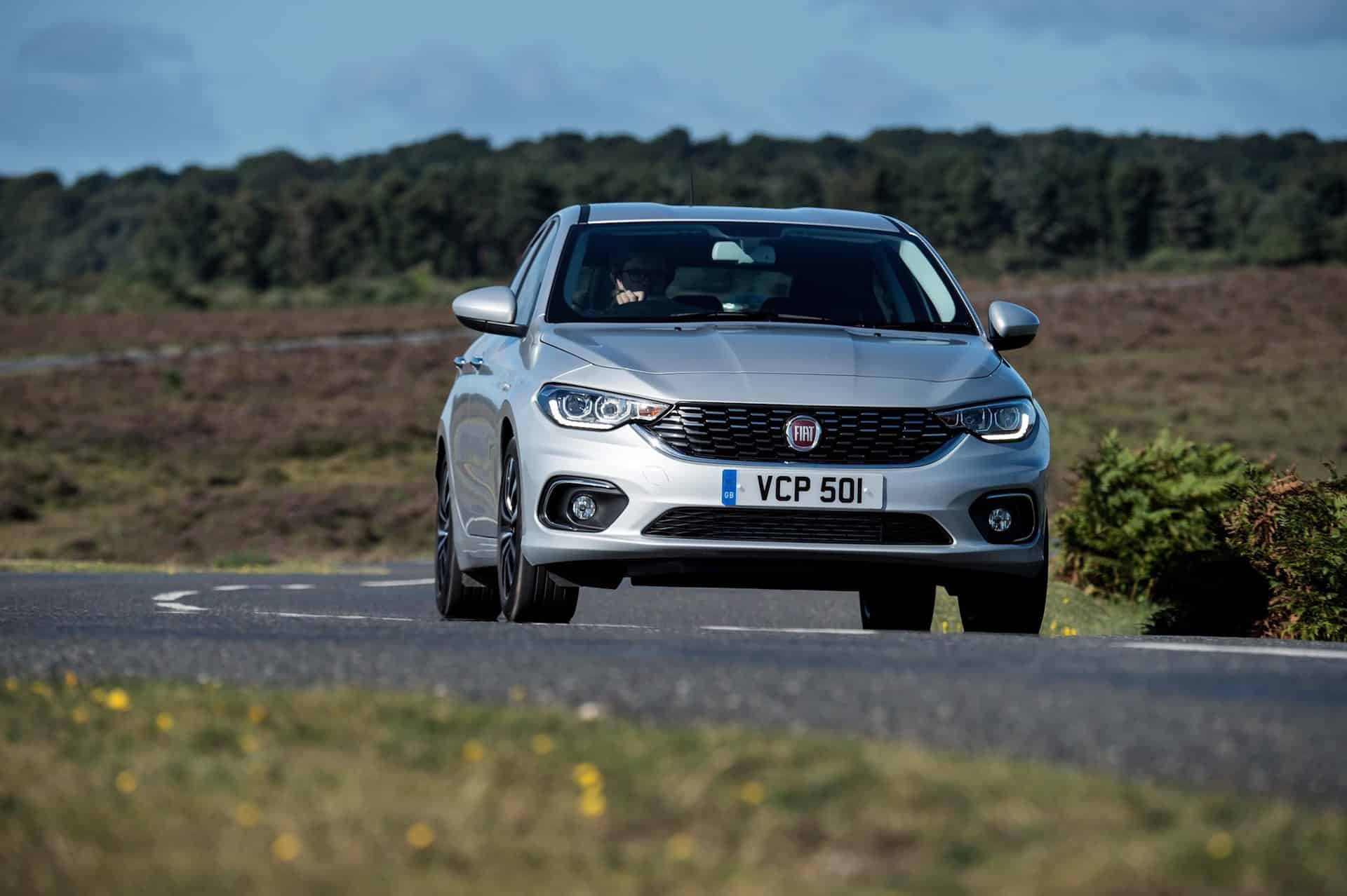 Fiat Tipo road test 2017 | The Car Expert