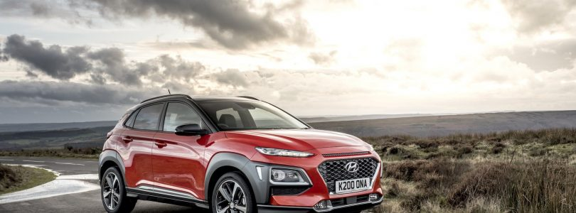 Hyundai Kona design (The Car Expert 2018)