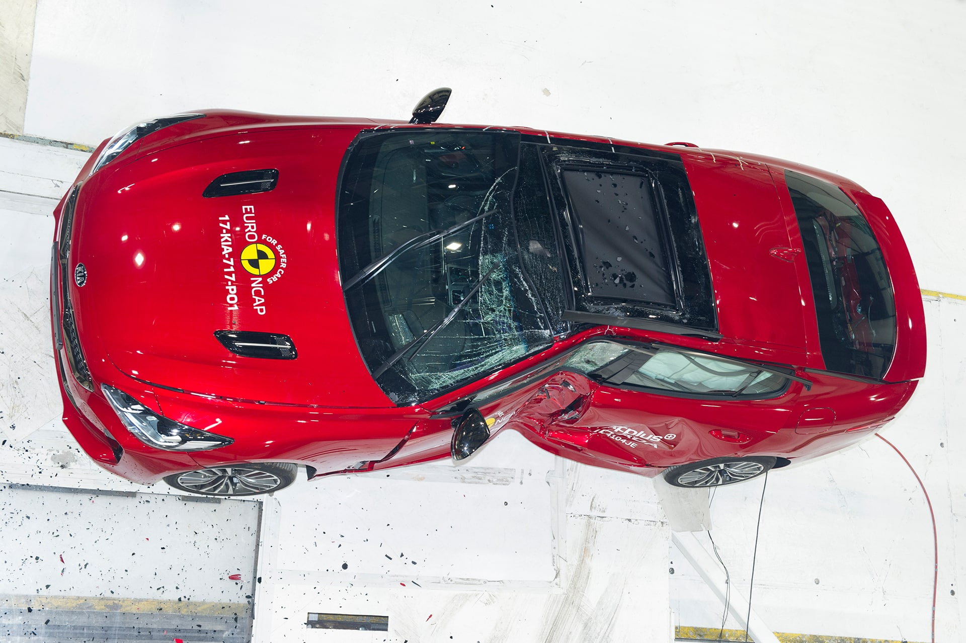 First Zero Star Car Sparks Crash Test Fears The Car Expert
