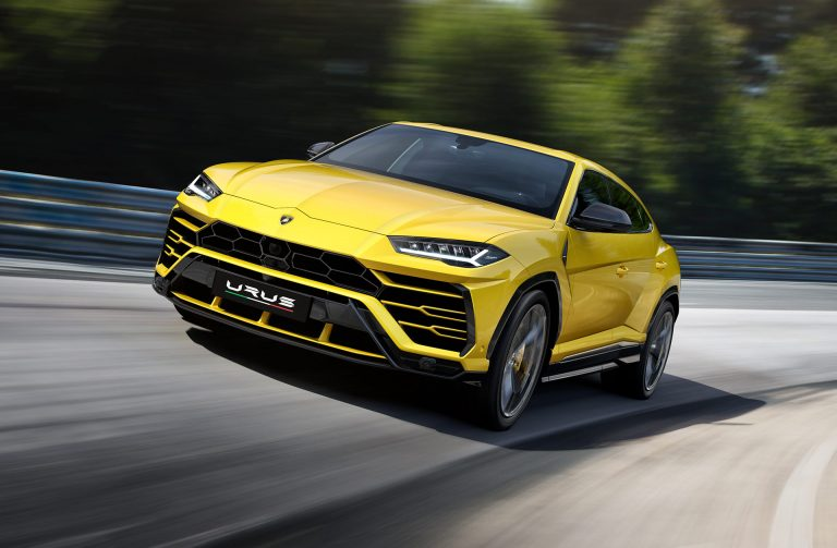 Lamborghini Urus 'Super SUV' revealed