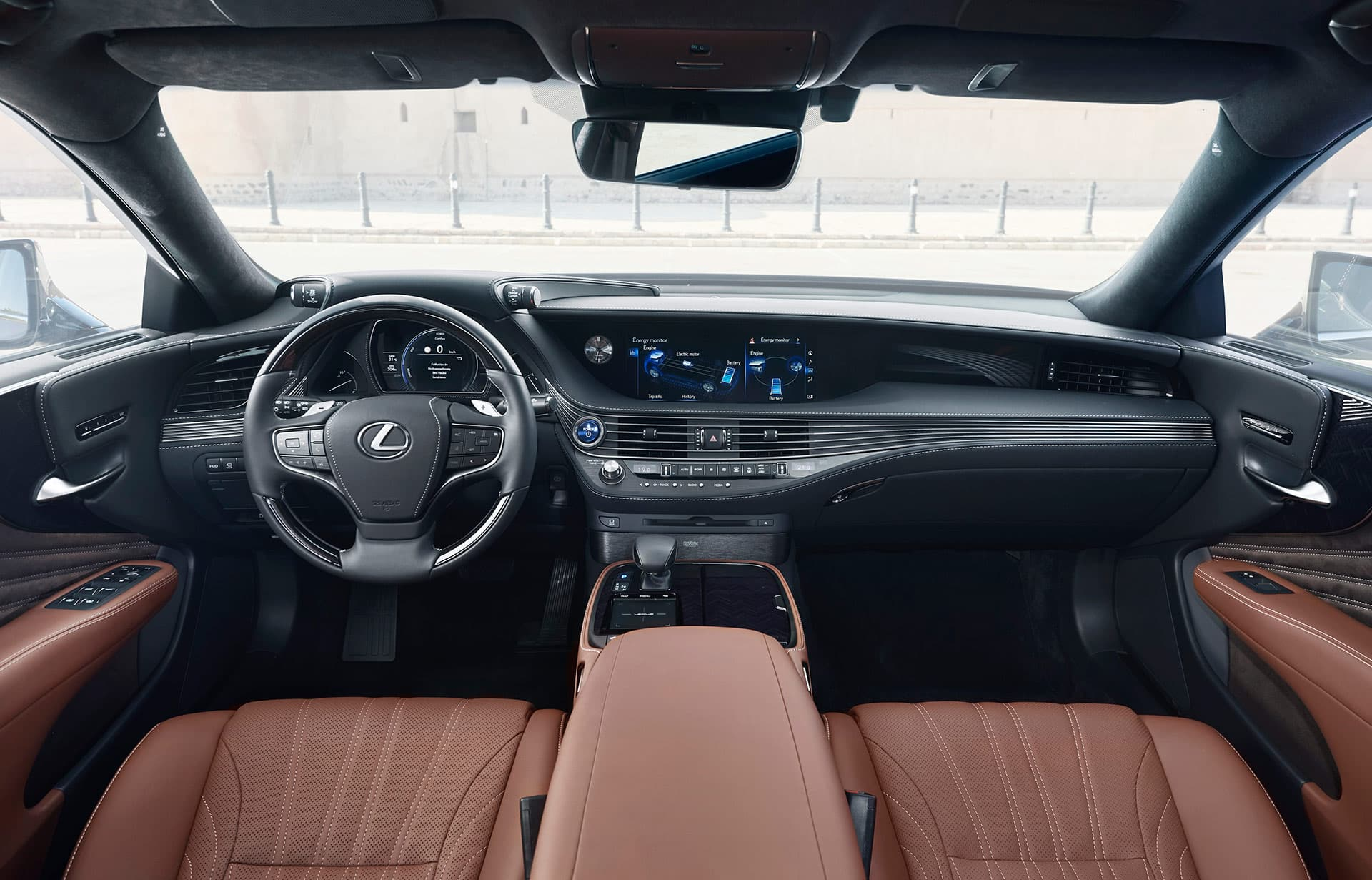 Lexus LS 500h The Car Expert