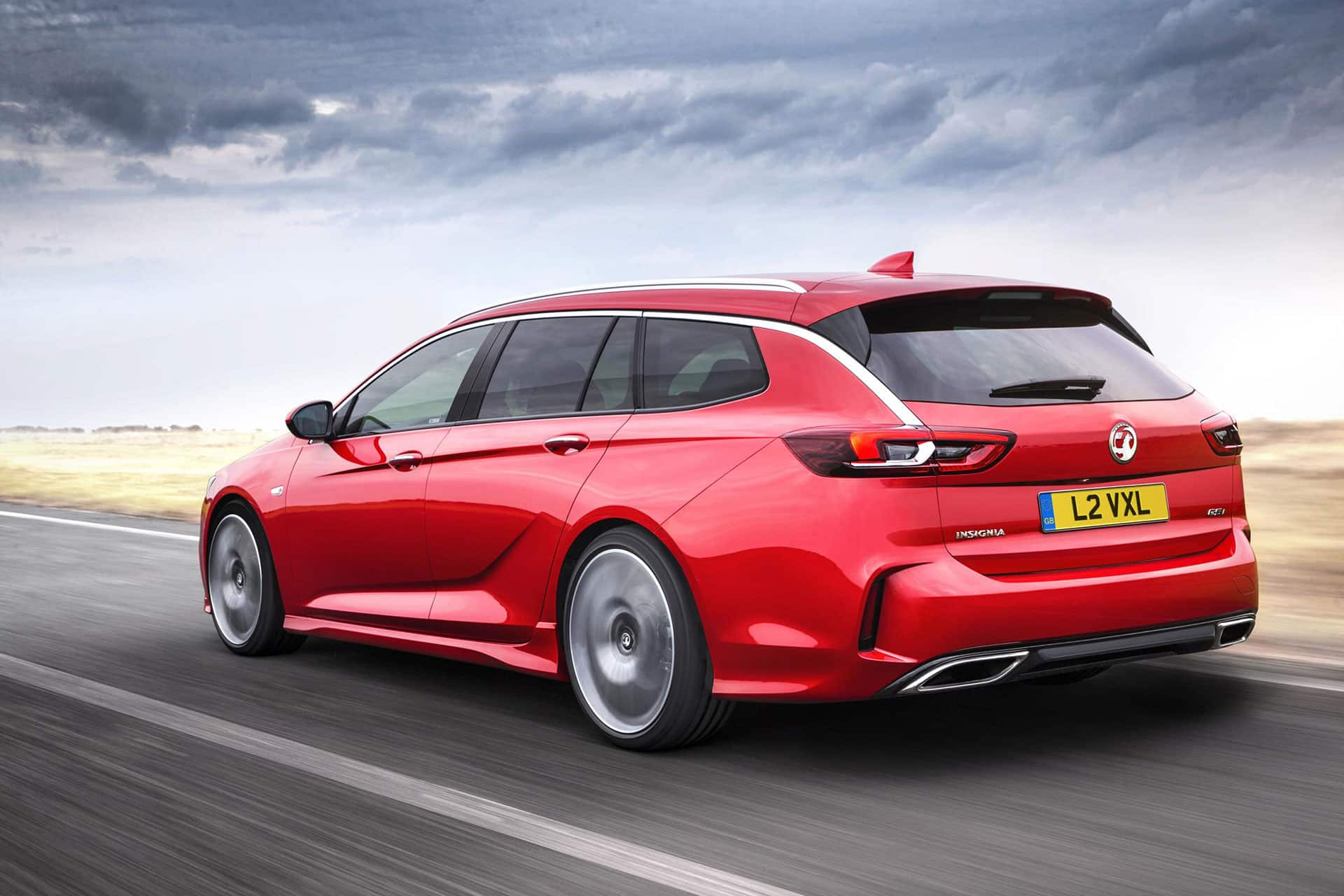 Vauxhall Insignia GSi Sports Tourer The Car Expert