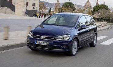 Safety upgrades on revised Volkswagen Golf SV