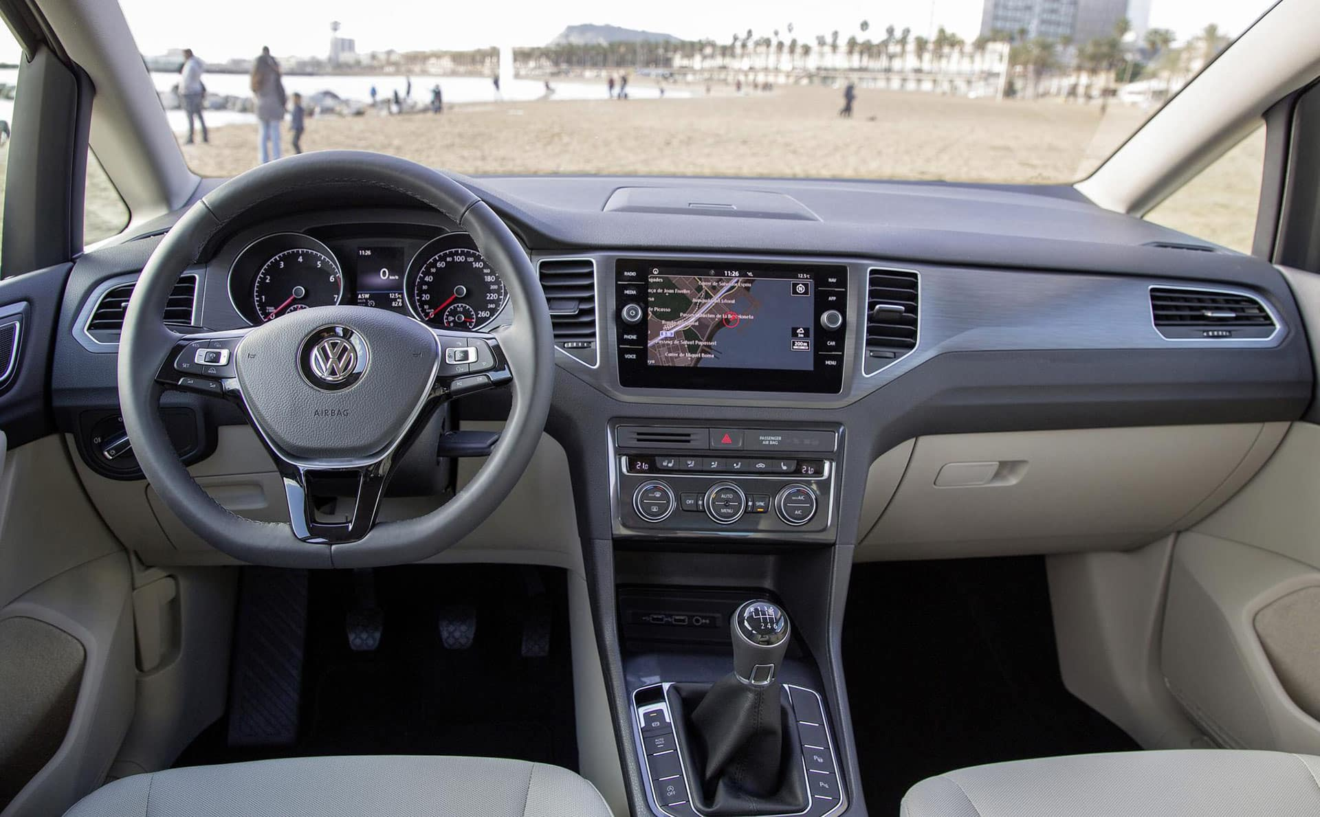 Volkswagen Golf SV The Car Expert