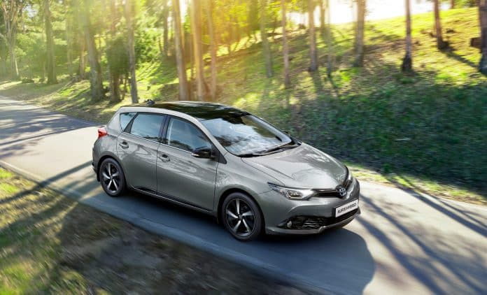 Toyota Auris The Car Expert