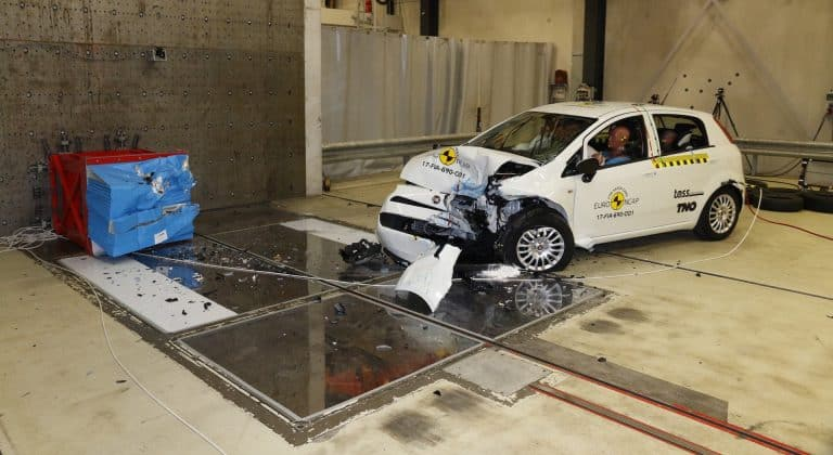 Zero-star Fiat shows the progress of safety standards