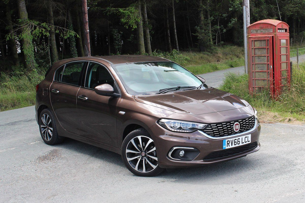 Fiat Tipo car review 2017 - The Car Expert