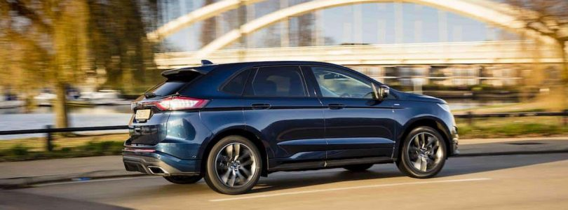 Ford Edge ST Line 2017