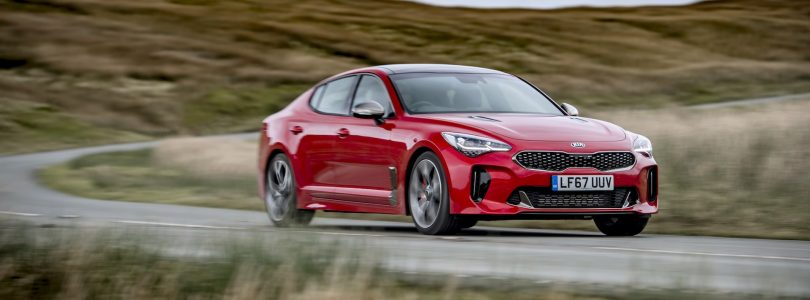Kia Stinger GT S review 2017 (The Car Expert)