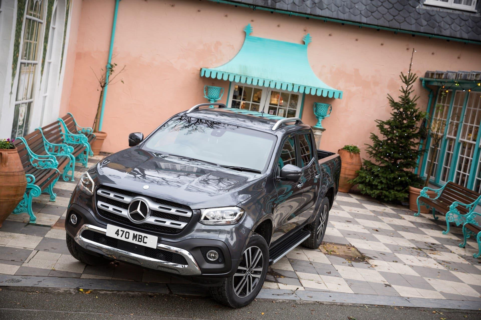 Mercedes-Benz X-Class ute review (The Car Expert)