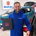 South-East business, Worthing Suzuki, celebrates award win for excellent customer service