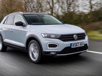 Volkswagen T-Roc review 2017 (The Car Expert)