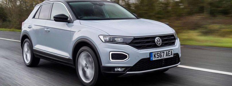 Volkswagen T-Roc review 2017 (The Car Expert)