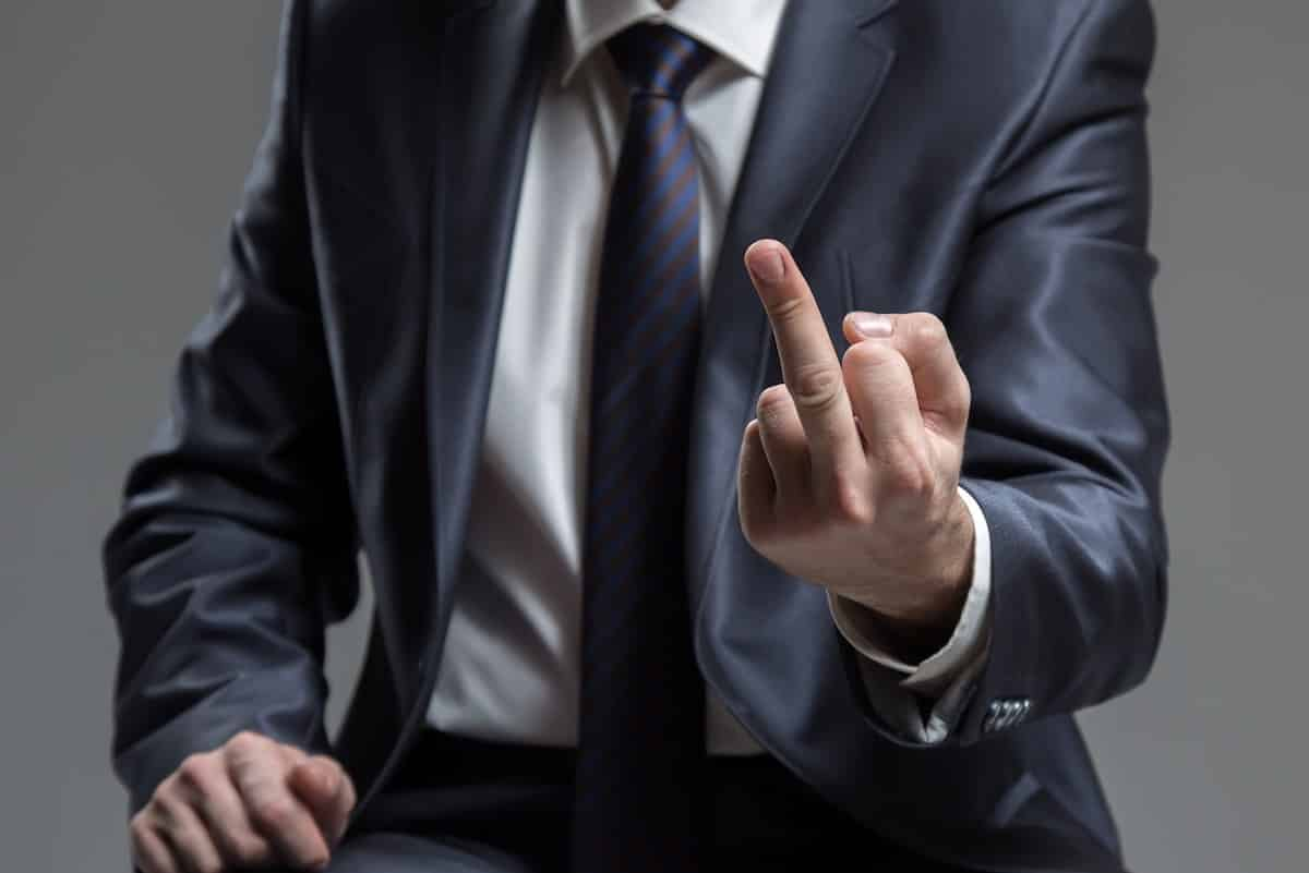 A summary of Volkswagen's attitude towards its UK customers