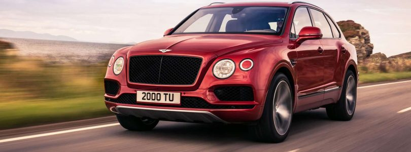 Bentley Bentayga V8 The Car Expert