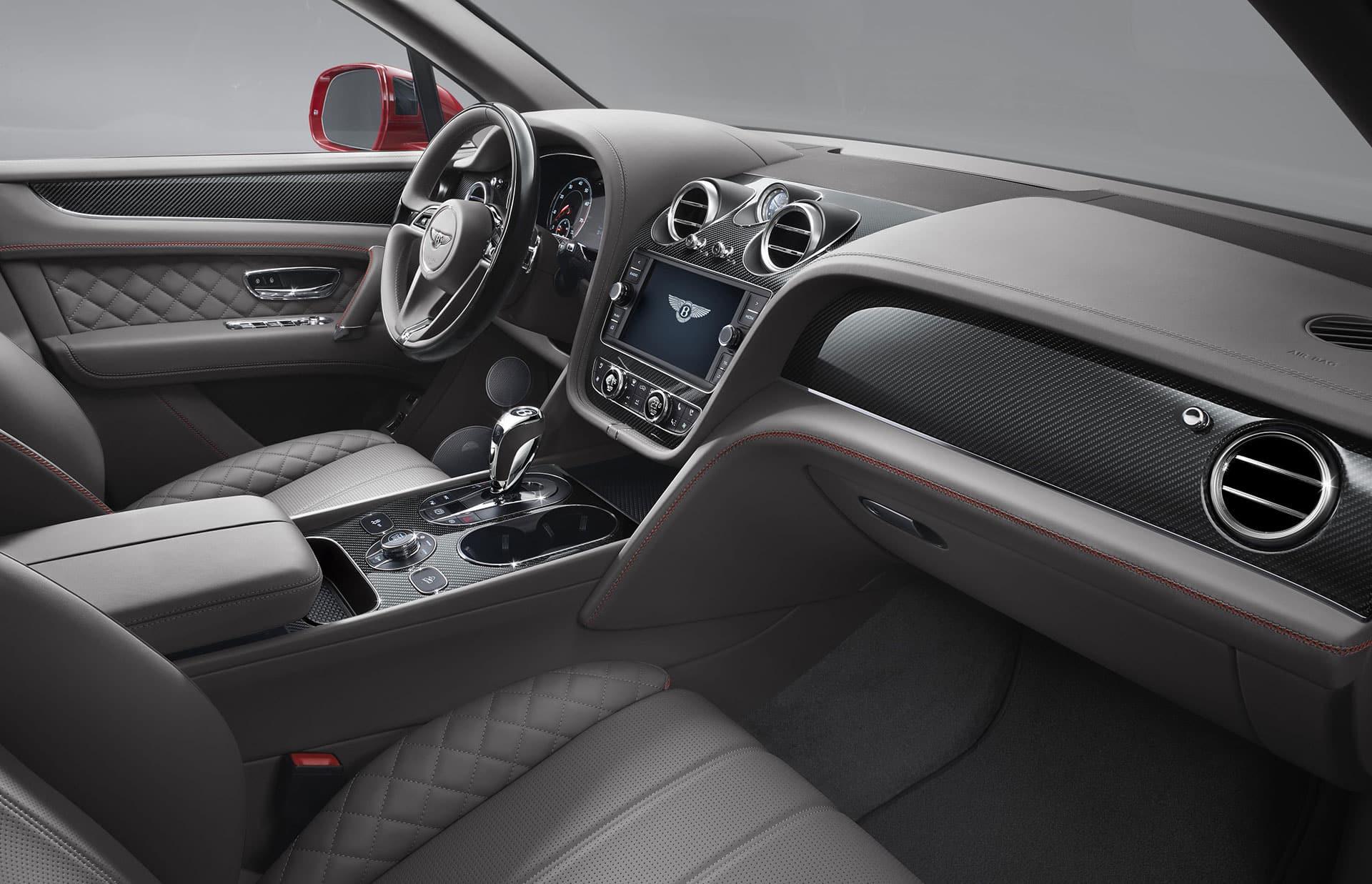 Bentley Bentayga V8 The Car Expert