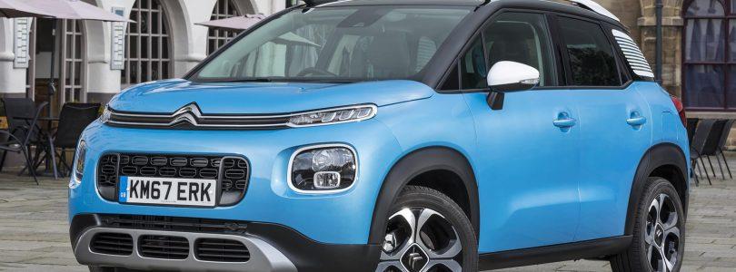Citroën C3 Aircross gains auto braking as standard