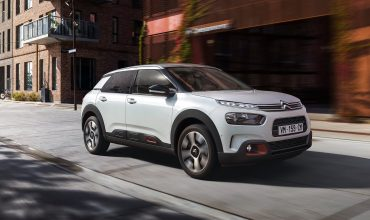 New Citroen C4 Cactus pricing and specifications announced