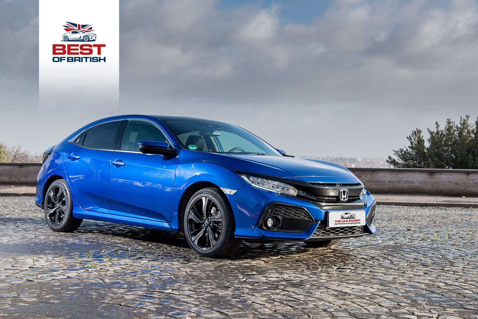 Honda Civic diesel on test at The Car Expert