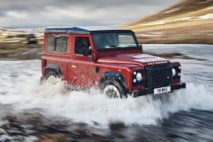 Land Rover Defender 70th Anniversary The Car Expert