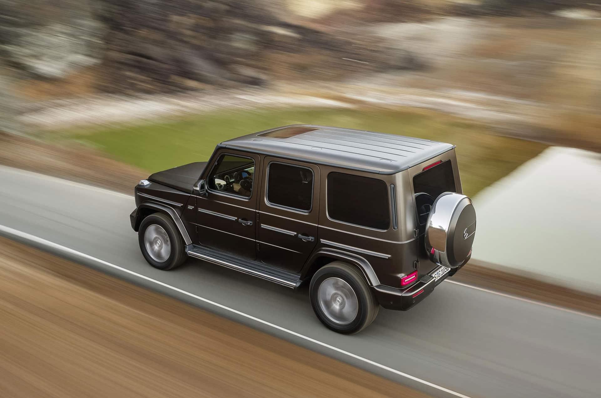 Mercedes-Benz G-Class The Car Expert