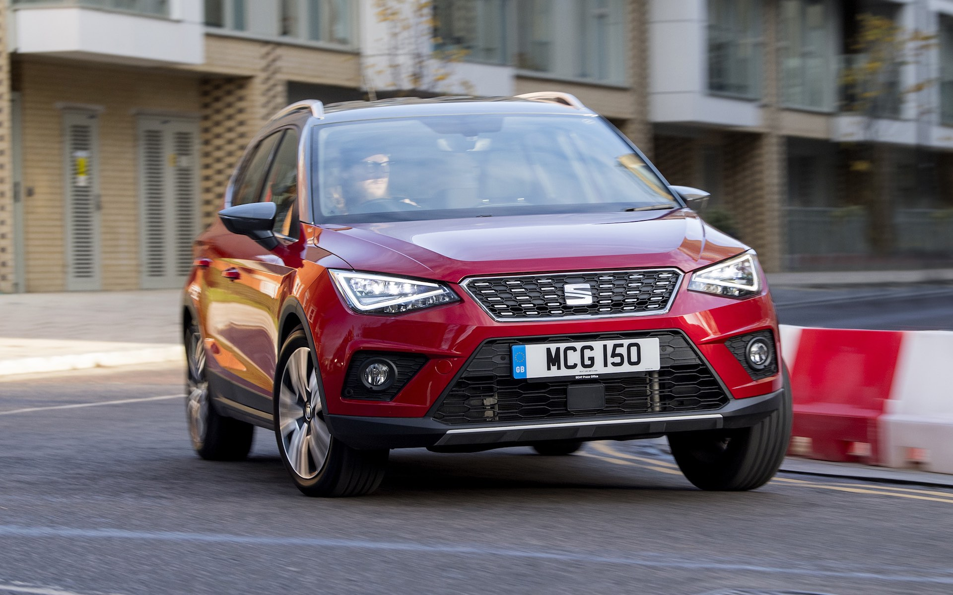 SEAT Arona review at The Car Expert