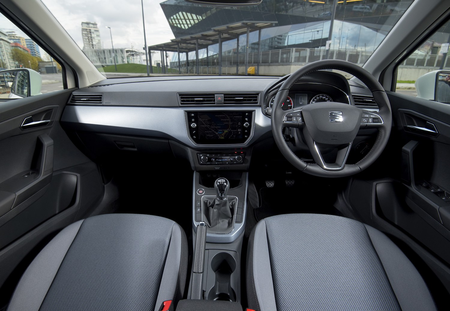 SEAT Arona interior (The Car Expert)