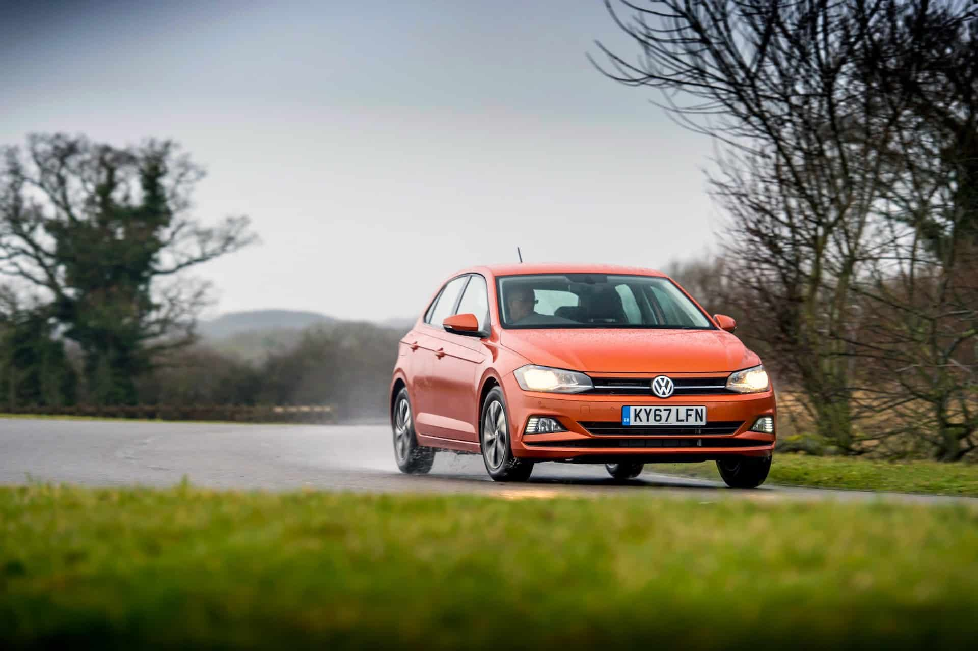 Volkswagen Polo ride and handling 2018 (The Car Expert)