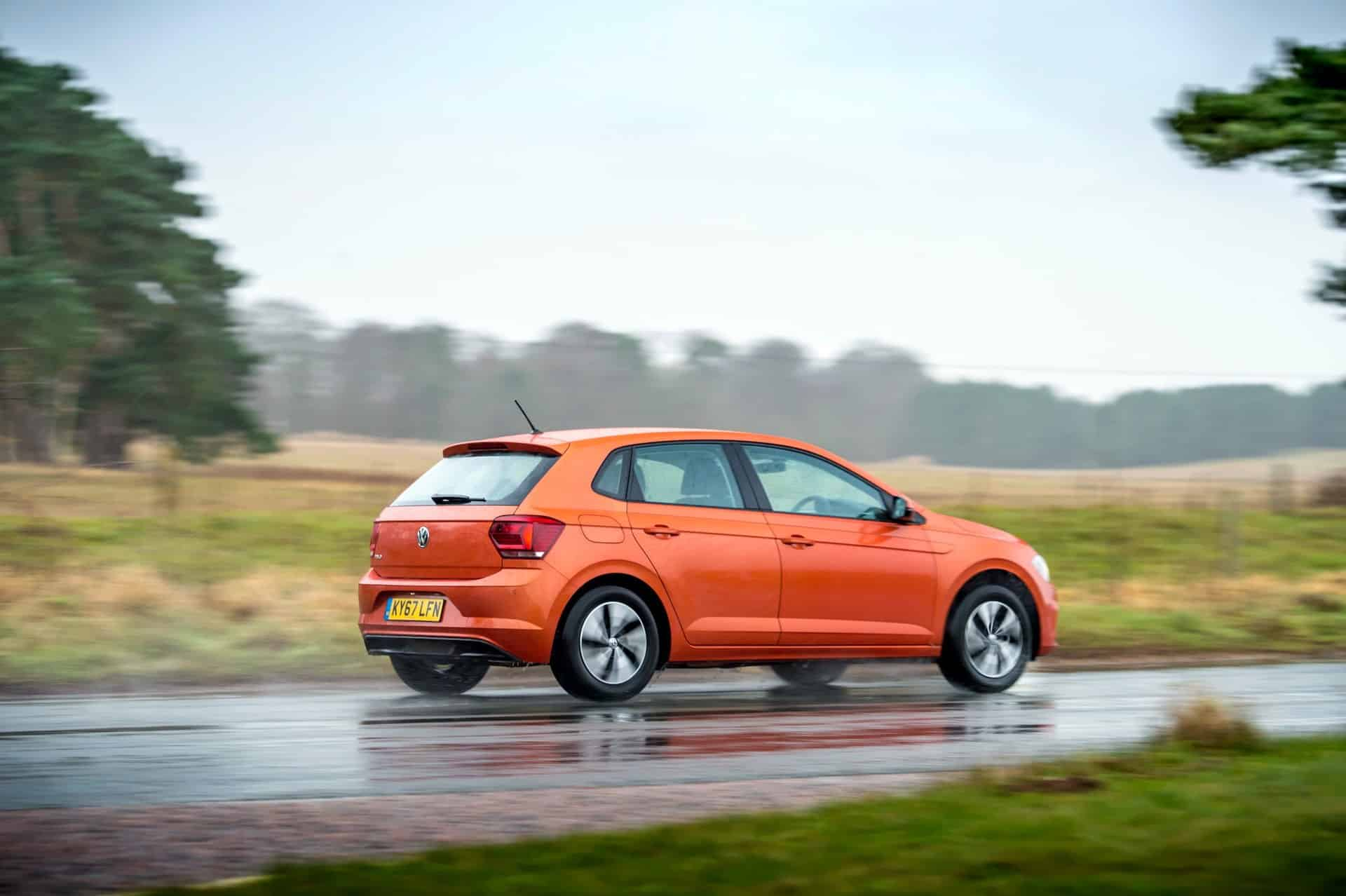 Volkswagen Polo road test 2018 (The Car Expert)