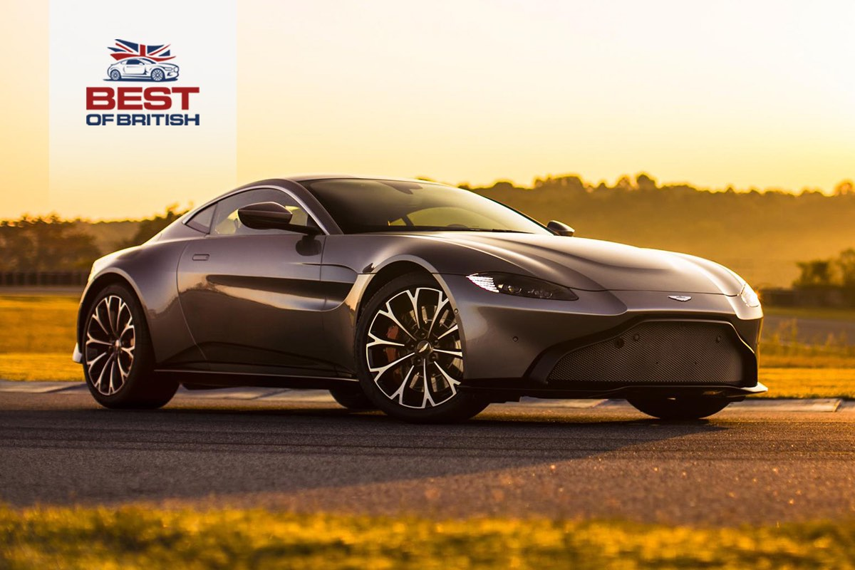 Aston Martin Vantage - Best of British - The Car Expert