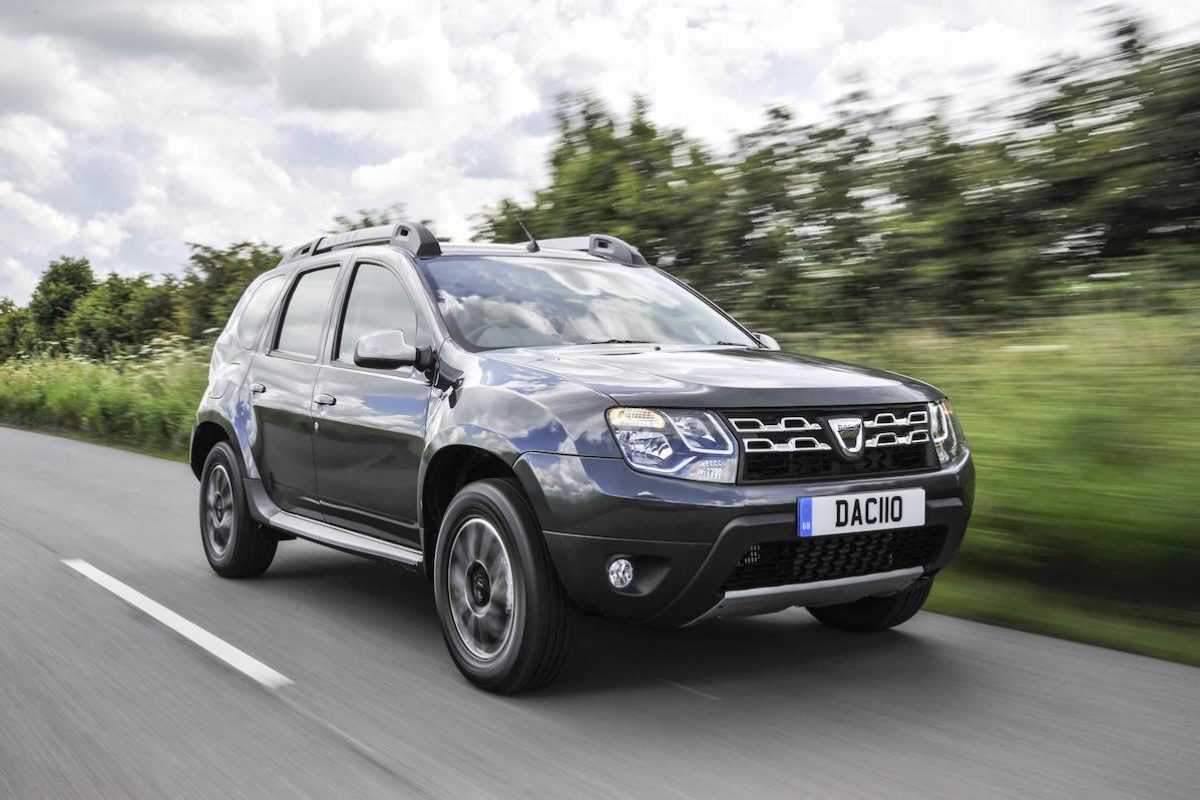 dacia scrappage scheme on duster and sandero the car expert. Black Bedroom Furniture Sets. Home Design Ideas