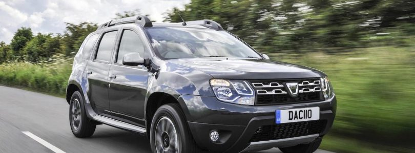 Dacia Duster available with £1,000 scrappage allowance
