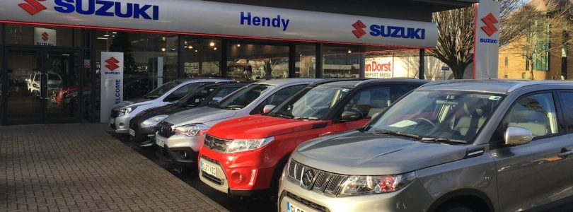 Hendy Group chooses Crawley for second Suzuki franchise